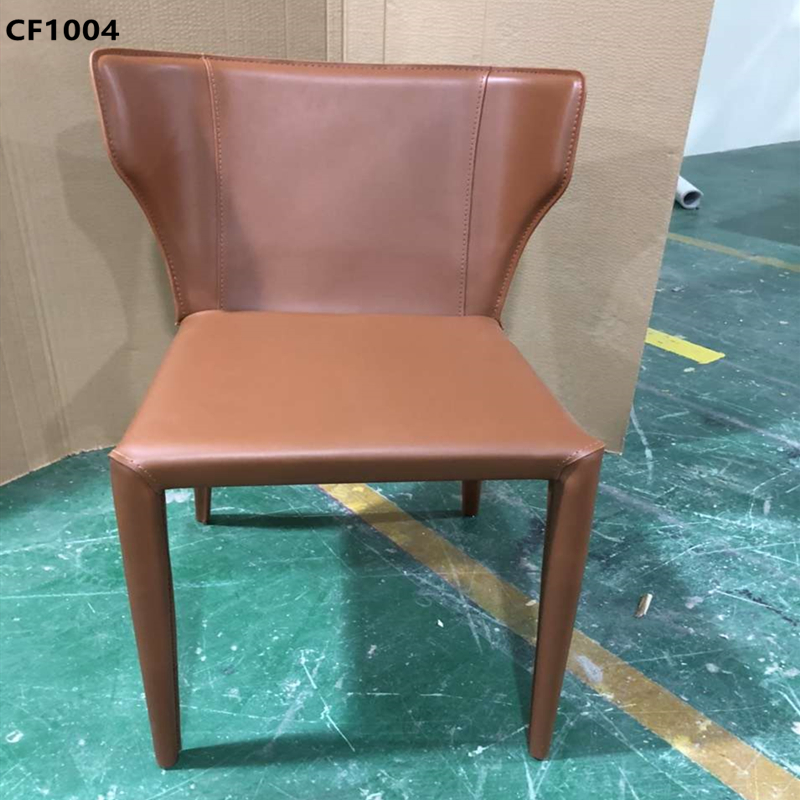Leather chair, lounge chair, dining chair, hotel chair